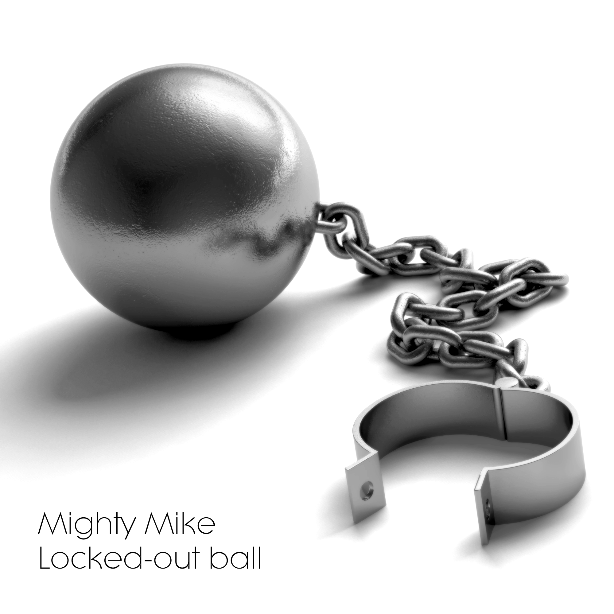Locked-out ball (Miley Cyrus / Bruno Mars) (2014)