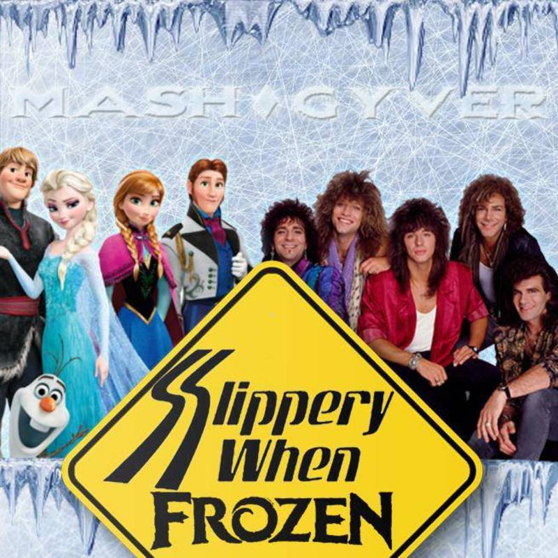 Slippery When Frozen (2016)