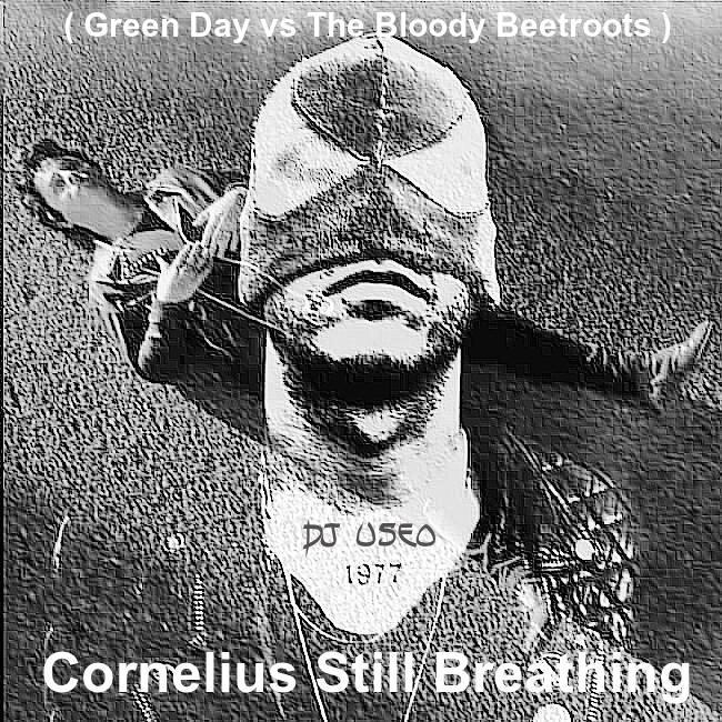 DJ Useo - Cornelius Still Breathing ( Green Day vs The Bloody Beetroots )