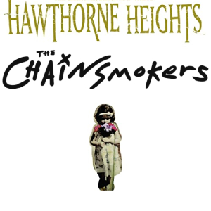 """Don't Let Ohio Down"" (Hawthorne Heights vs. The Chainsmokers ft. Daya)"