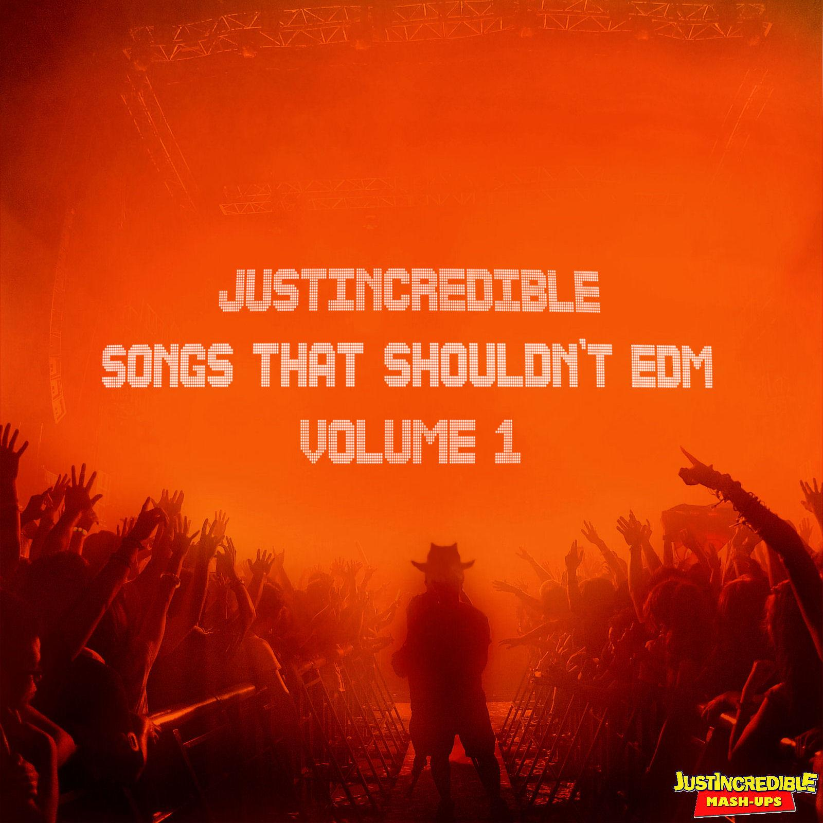 Why Does It Have To Be vs White Lies vs The Beginning (Justincredible Mash-Up)