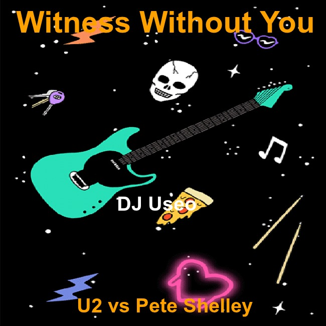 U2 vs Pete Shelley