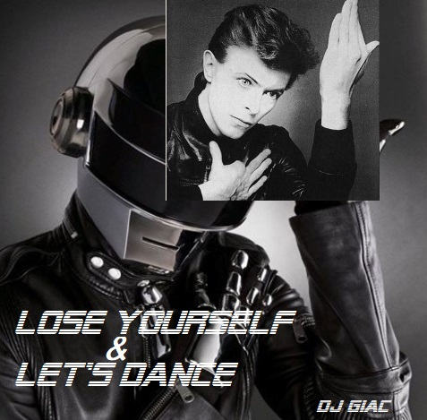 Daft Punk feat. David Bowie - Lose Yourself And Let's Dance (2013)