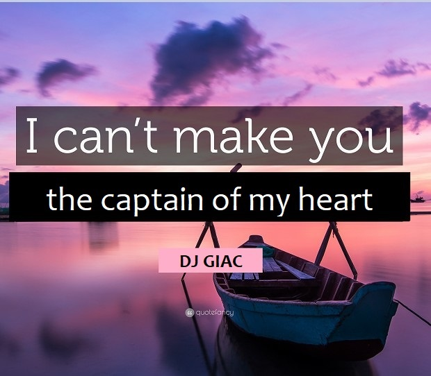 George Michael vs Blank & Jones - I Can't Make You The Captain of My Heart (2019)