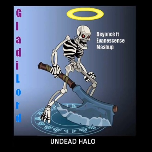 Undead Halo (by GladiLord)