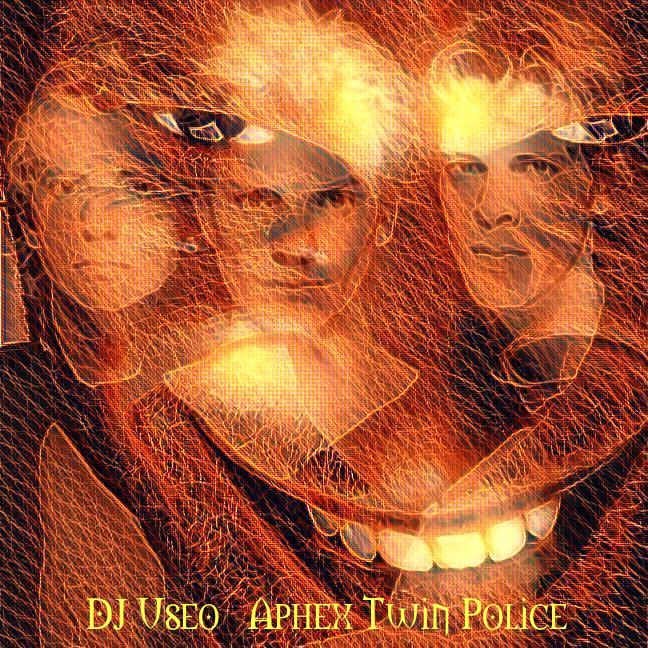 DJ Useo - Aphex Twin Police ( The Police vs Aphex Twin )