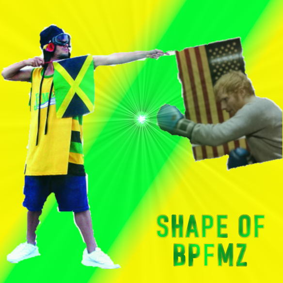 Shape of BPFMZ - Trettmann vs. Ed Sheeran