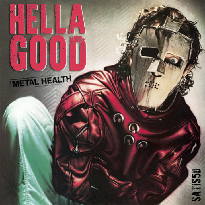 Hella Good Metal Health (No Doubt vs. Quiet Riot vs. Usher)