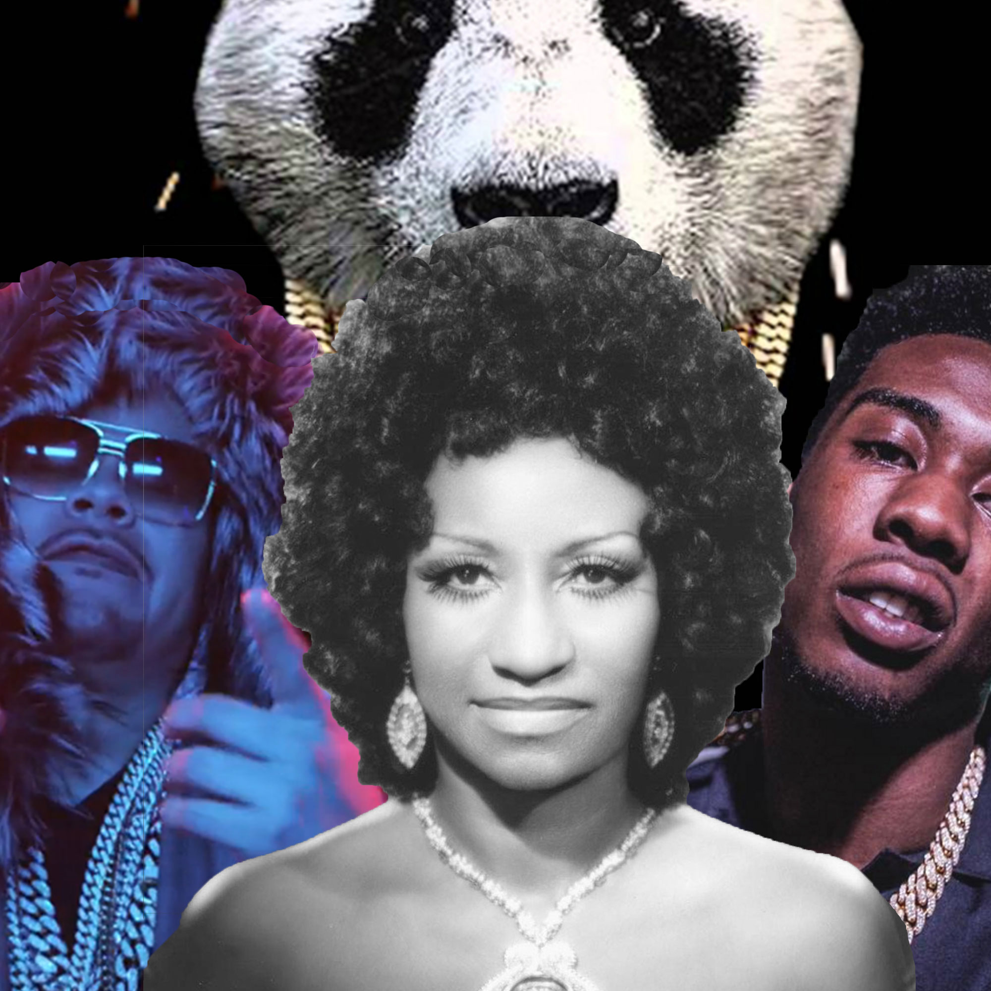 GuantanaPanda Way Up (Desiigner vs Fat Joe & Remy Ma vs Celia Cruz)