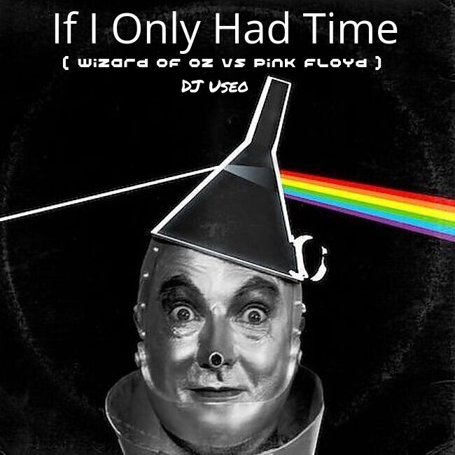 DJ Useo - If I Only Had Time ( Wizard Of Oz vs Pink Floyd )