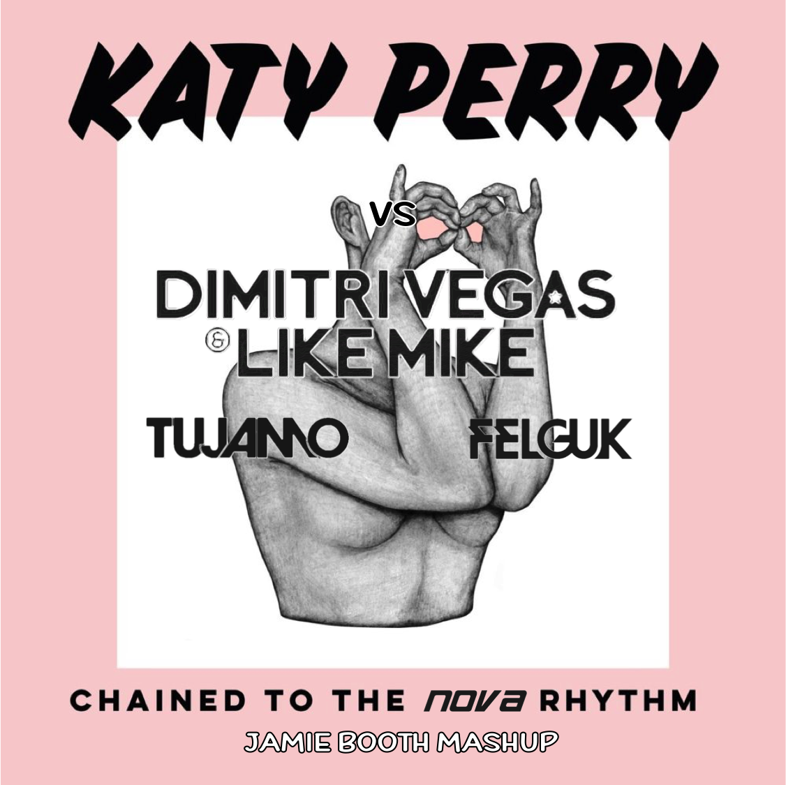 Chained To the Nova Rhythm (Jamie Booth Mashup) [Extended] - Katy Perry, Skip Marley vs DVLM