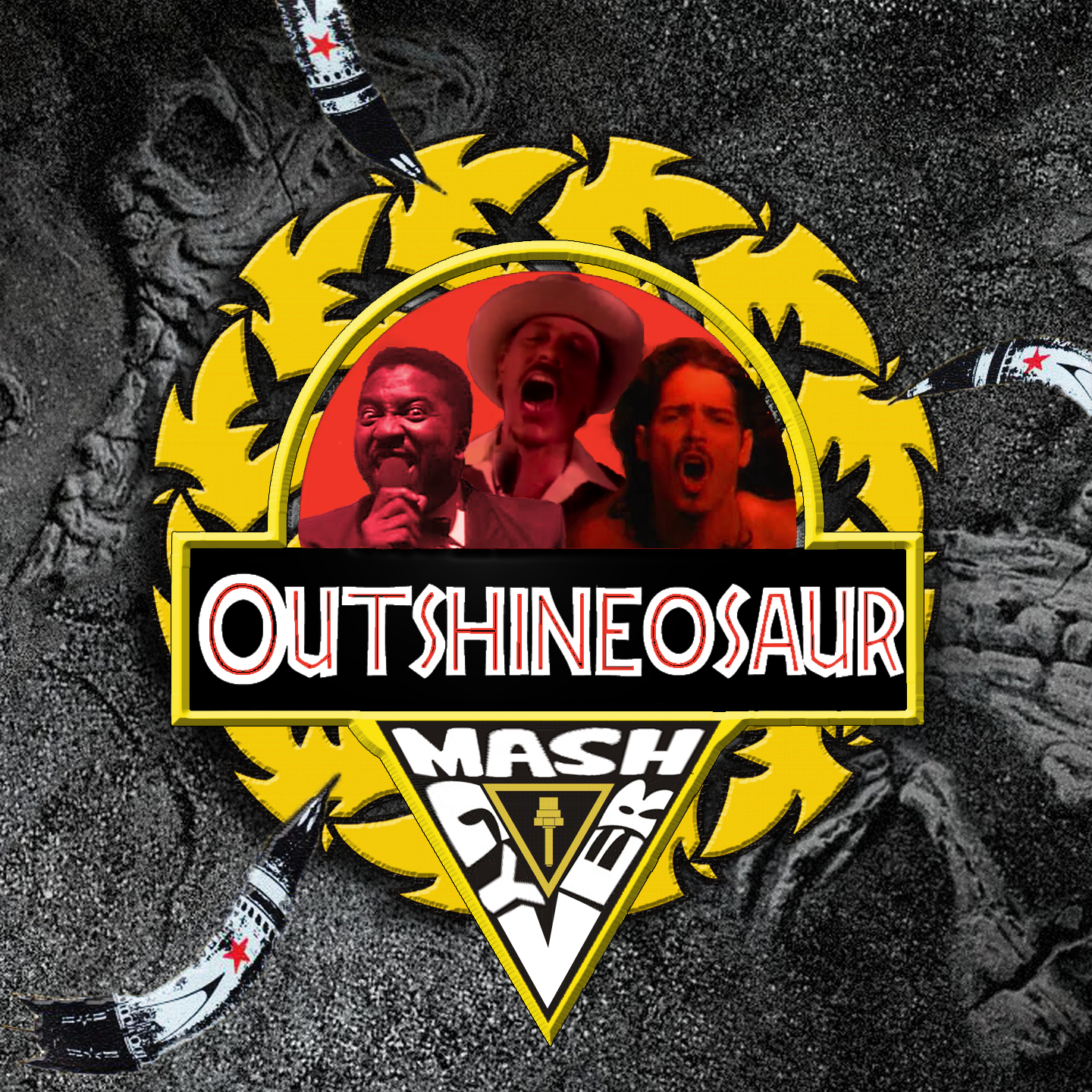Outshineosaur (Was(Not Was) + Soundgarden) [2019]